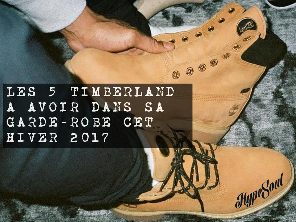 timberland hivers