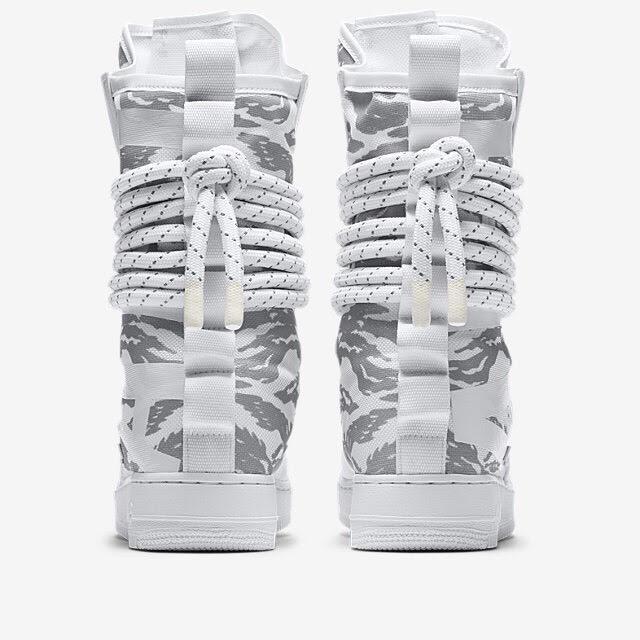 ▻ Winter is coming avec la Nike SF AIR FORCE 1 HI IBEX