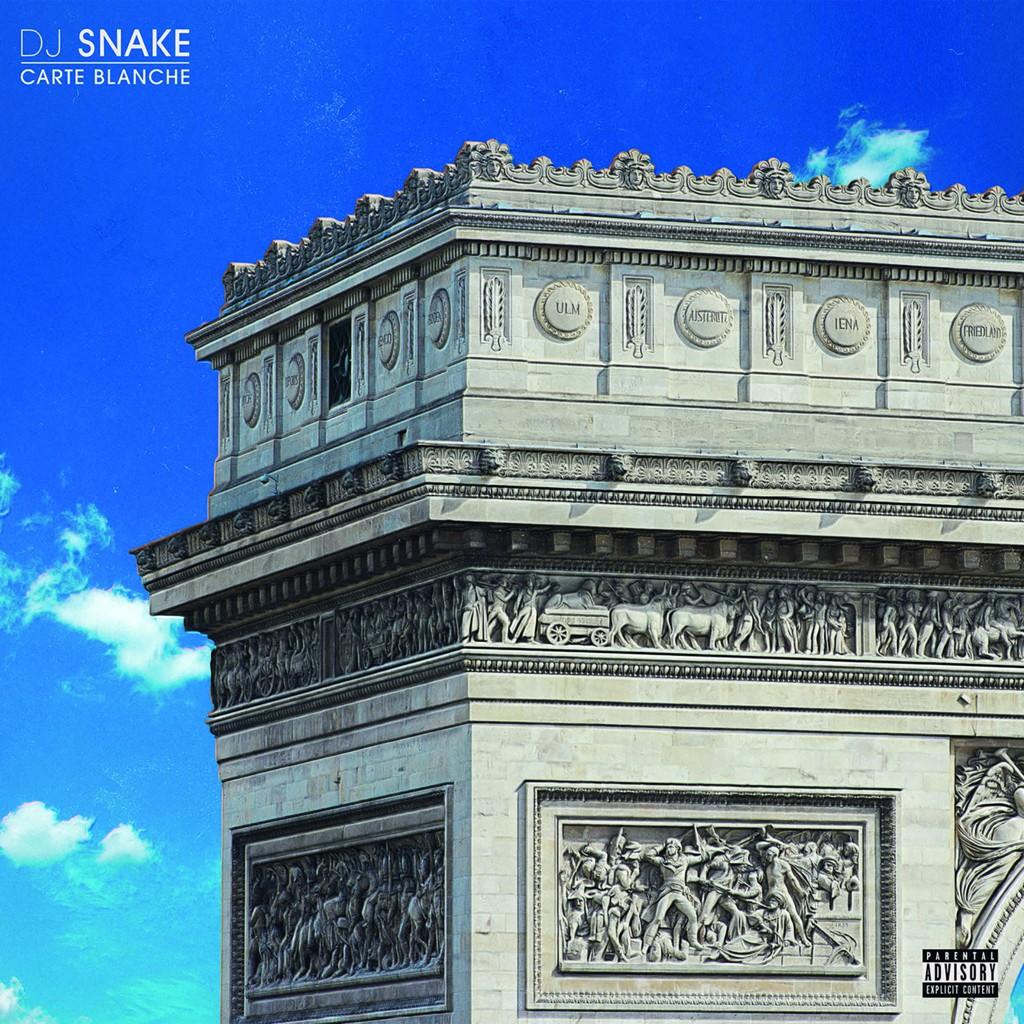 COVER de l'album Carte Blanche