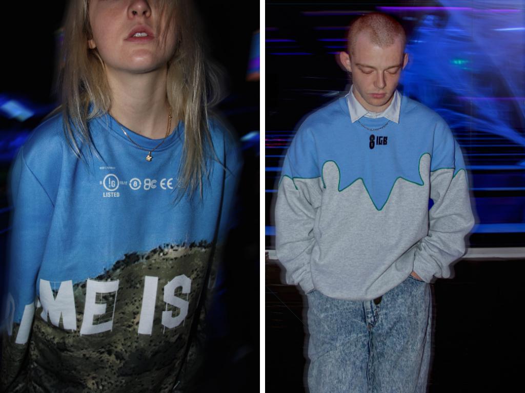 8IGB COMMUNITY CLOTHING présente sa nouvelle collection «ROAD-EO»