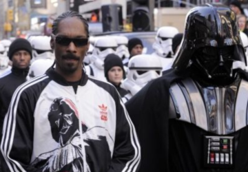 Snoop Dogg et Dark Vador