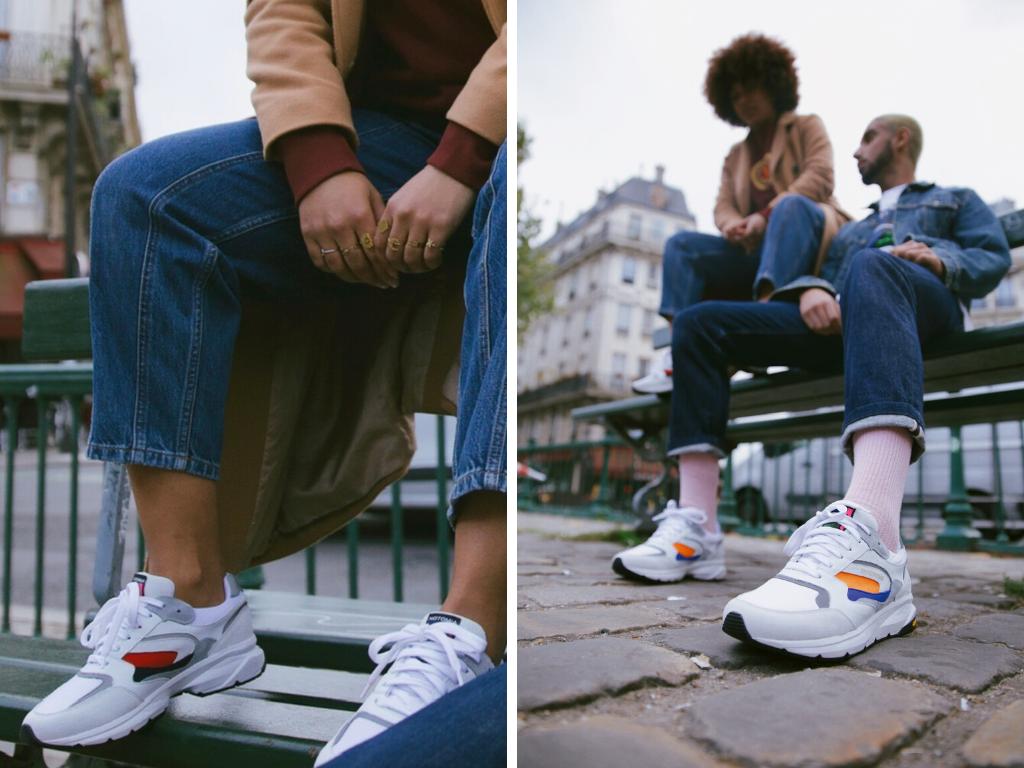 Notomia présente sa collection de sneakers héritage