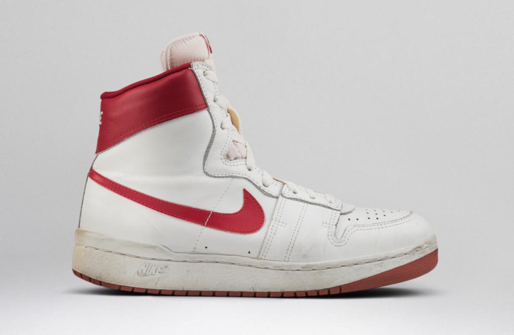 La Nike Air Ship portée par Michael Jordan lors de ses débuts en NBA
