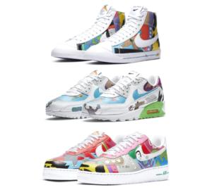 Pack Ruohan Wang x Nike