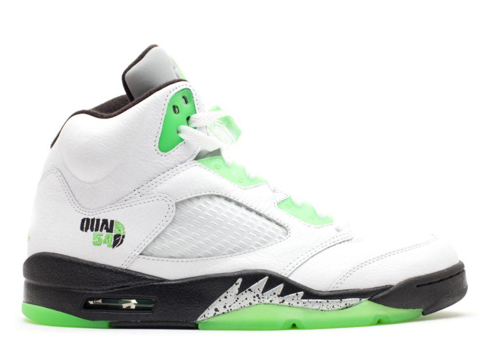 Air Jordan 5 Quai54, édition spéciale du célèbre tournoi de basketball