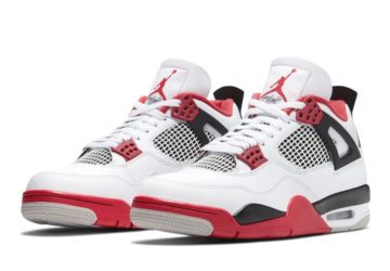 Air Jordan 4 Fire Red