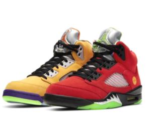 Air Jordan 5 What The