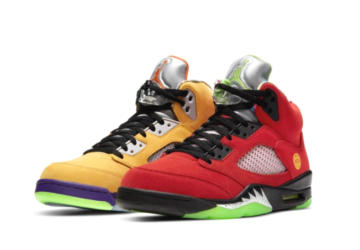 Air Jordan 5 What The