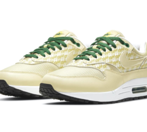 Couverture Nike Air Max 1 Lemonade