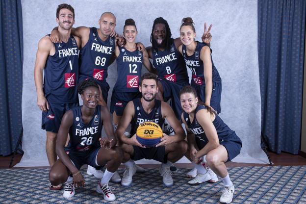 France 3x3