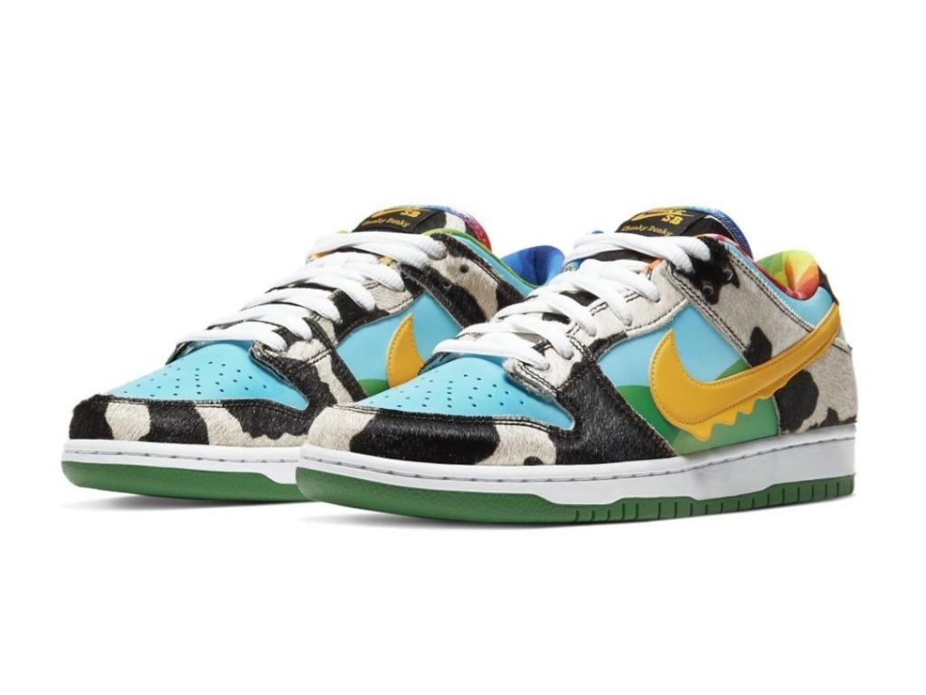 Nike Dunk SB Low x Ben & Jerrys