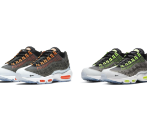 Couverture Kim Jones x Nike AM95