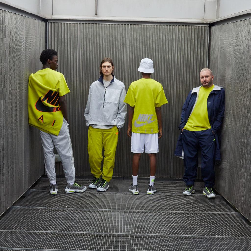 Kim Jones x Nike Collection Apparel Neon