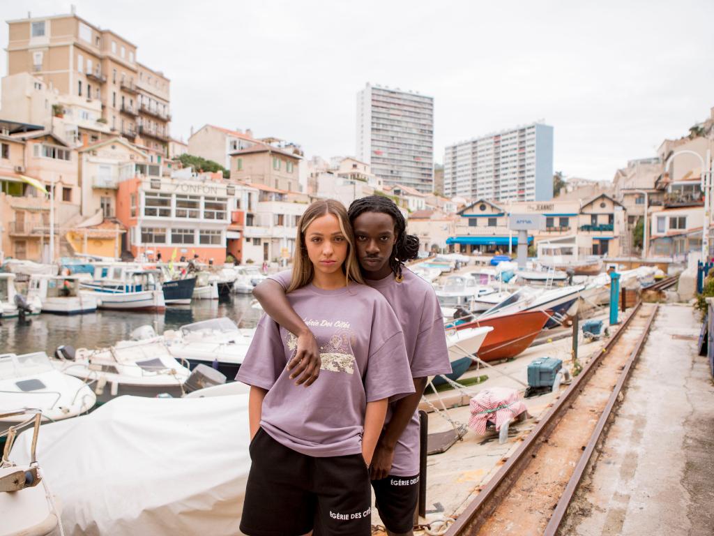 Egérie des cités dévoile une nouvelle capsule